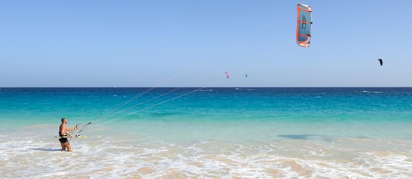 beginner kiteboarding lessons